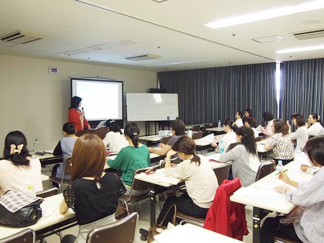 アロマセラピー研究報告会:校長小川講演